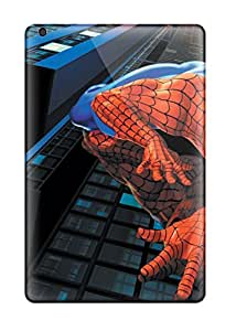 Shock-dirt Proof Spider-man Case Cover For Ipad Mini 2