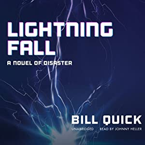 Lightning Fall Audiobook