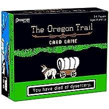 The Oregon Trail Card Game by Pressman Toy