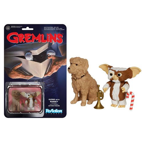 Funko Gremlins Gizmo ReAction 3 3/4-Inch Retro Action Figure