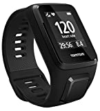 TomTom Spark 3 Cardio, GPS Fitness Watch + Heart Rate Monitor (Black, Small)
