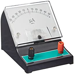 United Scientific MGV003 DC Galvanometer, +/-50-0-50µA