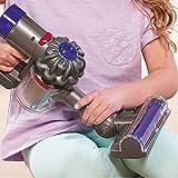 CASDON Little Helper Dyson Cord-Free Vacuum Cleaner Toy, Grey, Orange and Purple