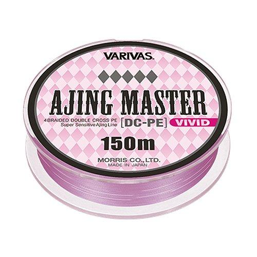 モーリス(MORRIS) アジングマスター ダブルクロスPE VIVID【ビビッド】 150m/0.3号/5.4LBの商品画像