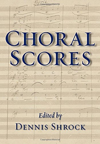 choral-scores
