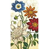 Amscan Vintage Garden 2-Ply ECO Guest Towels, 16 Ct. | Party Tableware