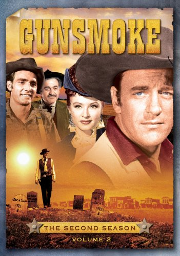 Gunsmoke: Season 2, Vol. 2