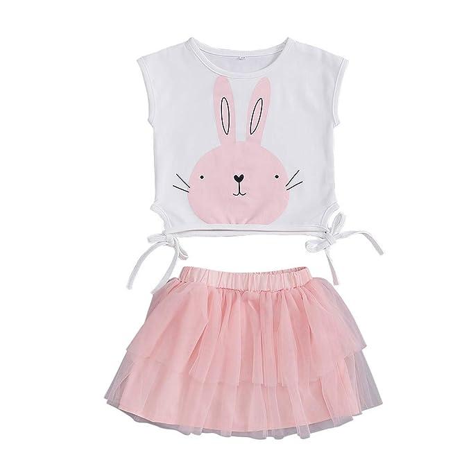 c294a564f 2pcs Toddler Baby Girls Romper, Floral Cute Bodysuit Jumpsuit+Headband Set  Outfit, MITIY