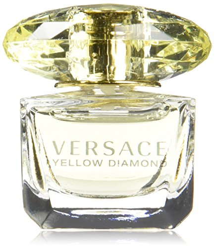 Versace Yellow Diamond EDT Splash, 0.17 Ounce 5ml Eau De Toilette Splash