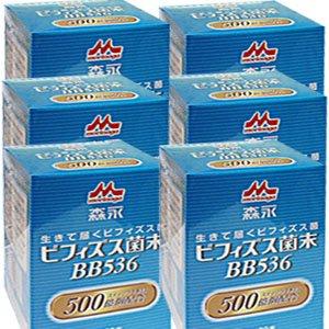 【6個】 アクトケア ビフィズス菌 BB536 (2gx30本入)x6個セット (4902720078757) B009EKXJCS