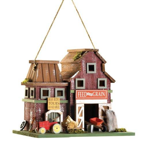 Farmstead Birdhouse