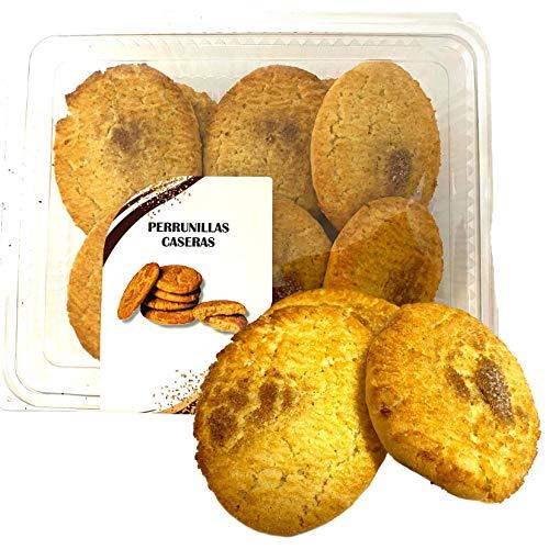 Lazaro Perrunillas Tradicionales Envase 350g (10 unidades), Pastas elaboradas con canela y sabor a Anis