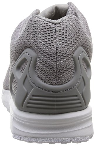 RUN GREY ALUMIN WHITE ALUMIN FLUX Men ZX adidas GREY WHITE RUN t84zvqw
