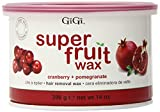 Product review for Gigi Super Fruit Wax, Cranberry Plus Pomegranate, 14 Ounce