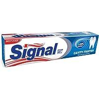 Signal Toothpaste Essential Anti-Cavity Calcium 120 ml