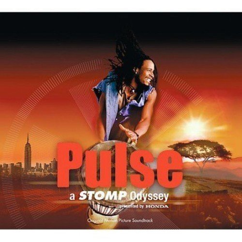 Pulse - A Stomp Odyssey: Soundtrack from the Imax - From Uk To Usa Shopping