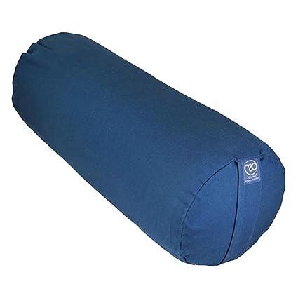 Yoga-mad - Cojín de Yoga, algodón orgánico, diseño ...