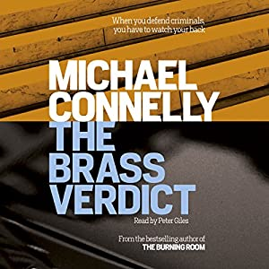 The Brass Verdict | Livre audio