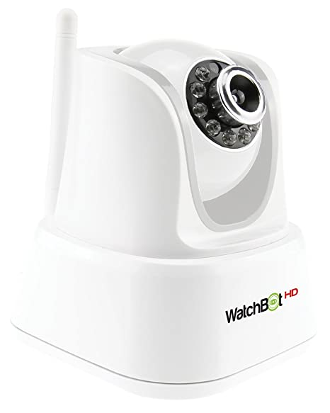 Watchbot Hd Plug Play Wireless Security Camera