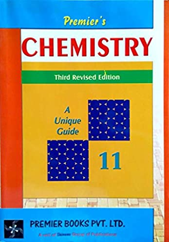 amazon in buy 11th standard premier s chemistry book online at low rh amazon in English Premier Highlights English Premier Highlights