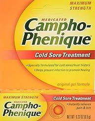 Campho-Phenique Cold Sore Treatment, Max...