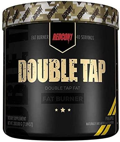 RedCon1 Double Tap Fatburner 200,88g (Pineapple)