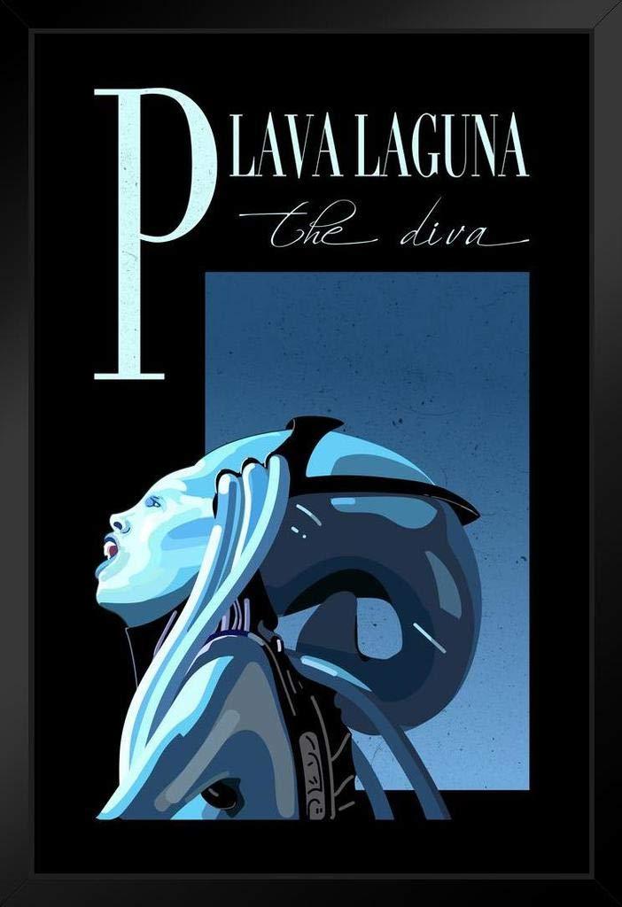 Art Perfect Blue Movie Art Print Silk Poster 12x18 24x36 Art Art Posters
