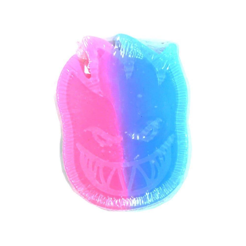Spitfire Skateboard Curb Wax Bighead Blue//Pink