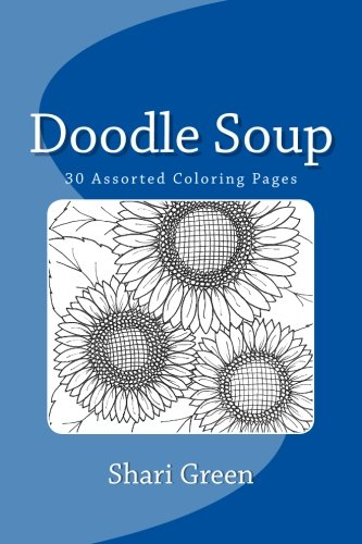Download Doodle Soup: 30 Coloring Pages for Fun & Relaxation ebook