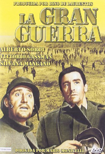 La Gran Guerra (Import Movie) (European Format - Zone 2) (2008) Varios by Mario Monicelli by