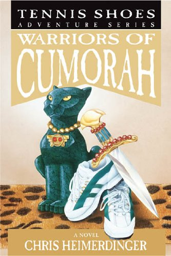 Tennis Shoes Adventure Series, Vol. 8: The Warriors of Cumorah, by Chris Heimerdinger