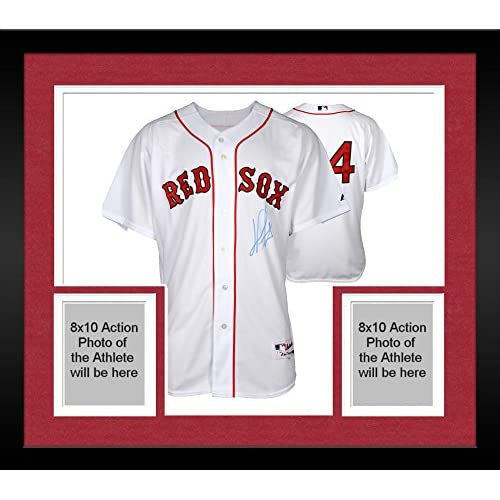 new Framed David Ortiz Signed Boston Red Sox Authentic Jersey ...