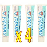 Méridol Dentifrice Lot de 4 x 75 ml