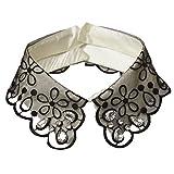 Best Sunward Necklaces - Sunward Women Lace Vintage Fake Shirt Collar Necklace Review