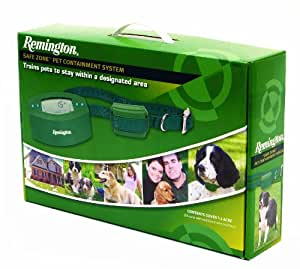 Remington Safe Zone Dog Fence System with Collar