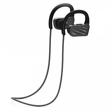 Resistente al agua inalámbrico auriculares IPX7 A prueba de sudor deporte Bluetooth auriculares estéreo en oído