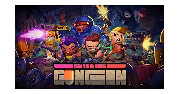 enter the gungeon pc game free download