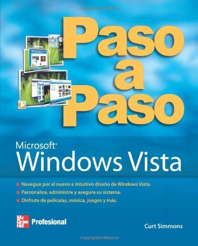 Windows Vista Paso A Paso (Spanish Edition)