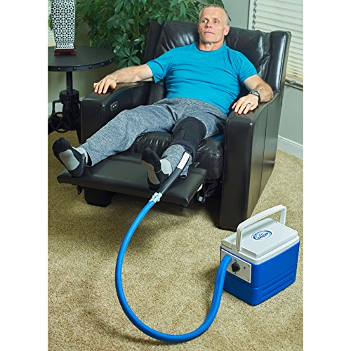 Cold therapy machine