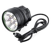 SODIAL(R) 10000 lumen 7x Cree XM-L T6 MTB Mountain Bike Bicycle Cycling Head Light Headlamp