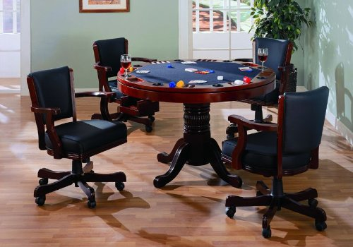 Coaster Mitchell 3 in1 Table Cherry