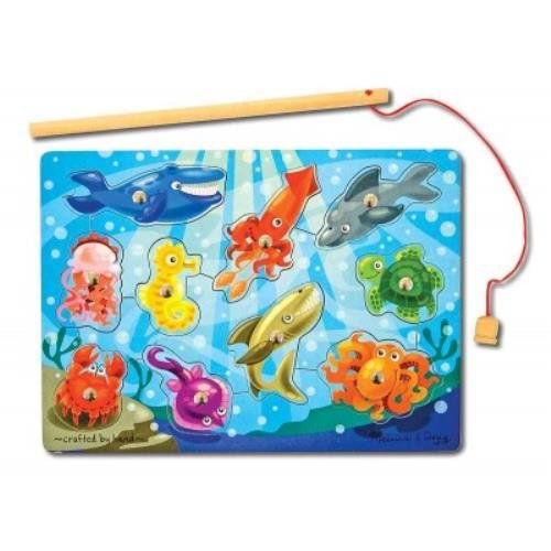 Fishing Magnetic: 10 Pieces