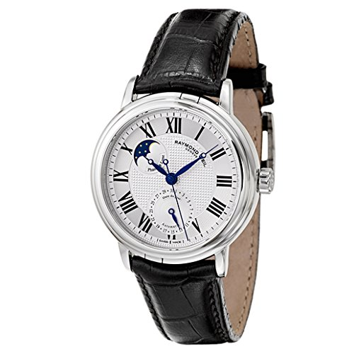 Raymond Weil Maestro Automatic Moonphase Men's Automatic Watch 2839-STC-00659