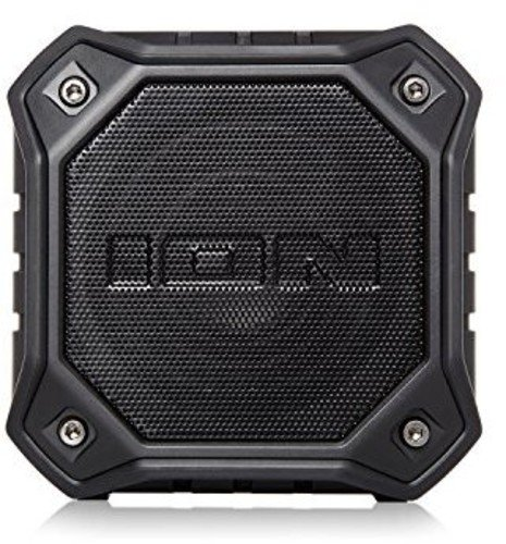 ION Audio iSP74BK Dunk Waterproof Portable Bluetooth Speaker by ION Audio
