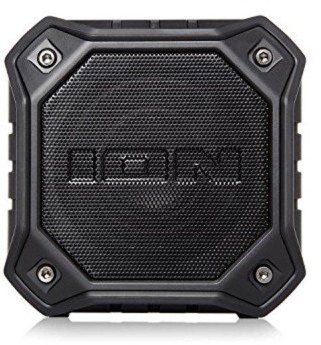 ION Audio iSP74BK Dunk Waterproof Portable Bluetooth Speaker