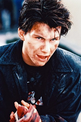 (Christian Slater Heathers Bloody Hand 24x36 Poster)