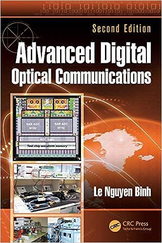 Second Edition Advanced Digital Optical Communications
