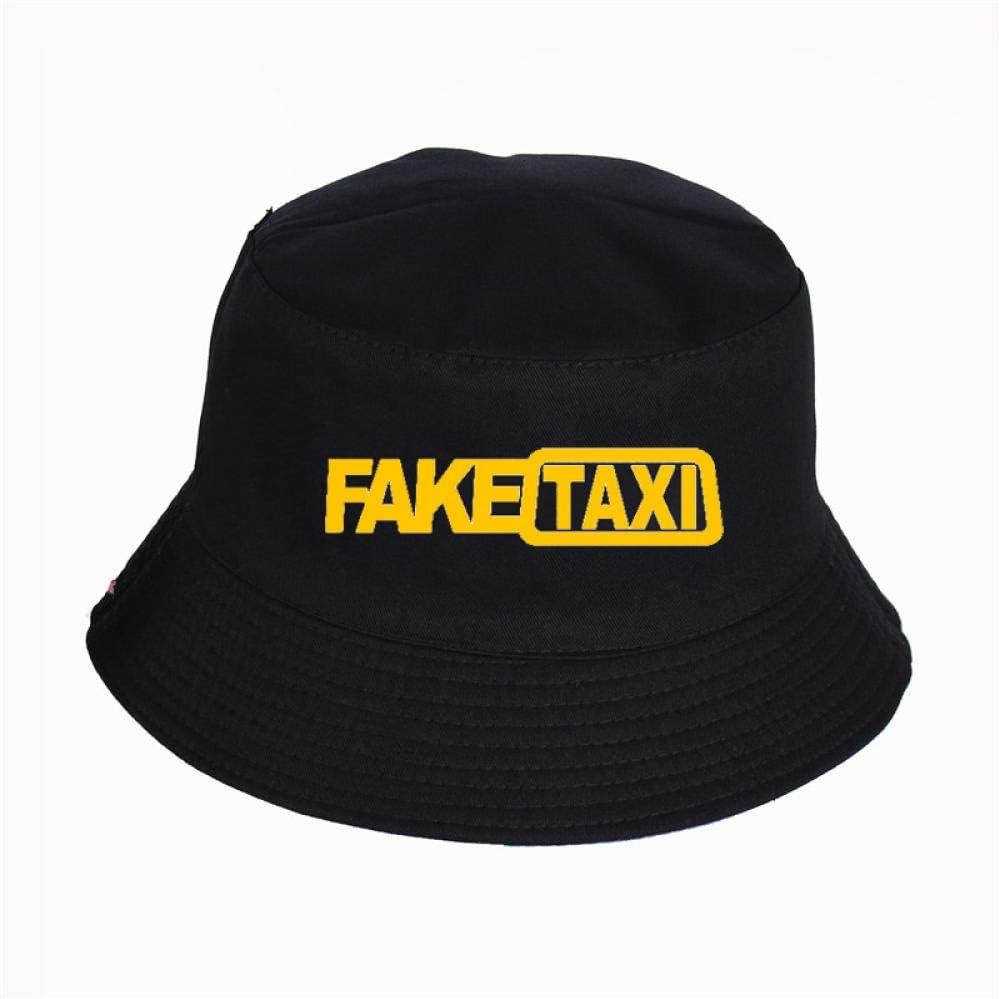 Fanxp Fake Taxi Printed Bucket Hats Summer Fisherman S Hatwomen Men Fisherman Hat Outdoor Sunshade Cap Fishing Hat Amazon Co Uk Kitchen Home