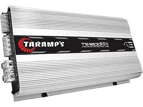Taramp's TS1200X42OHM TS Line Amplifier (Crossover 8 Ohm Speaker 2 Ohm)