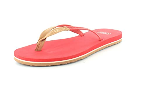 bad5034f66 UGG Australia Magnolia Damen Sandalen Beige: Amazon.de: Schuhe & Handtaschen